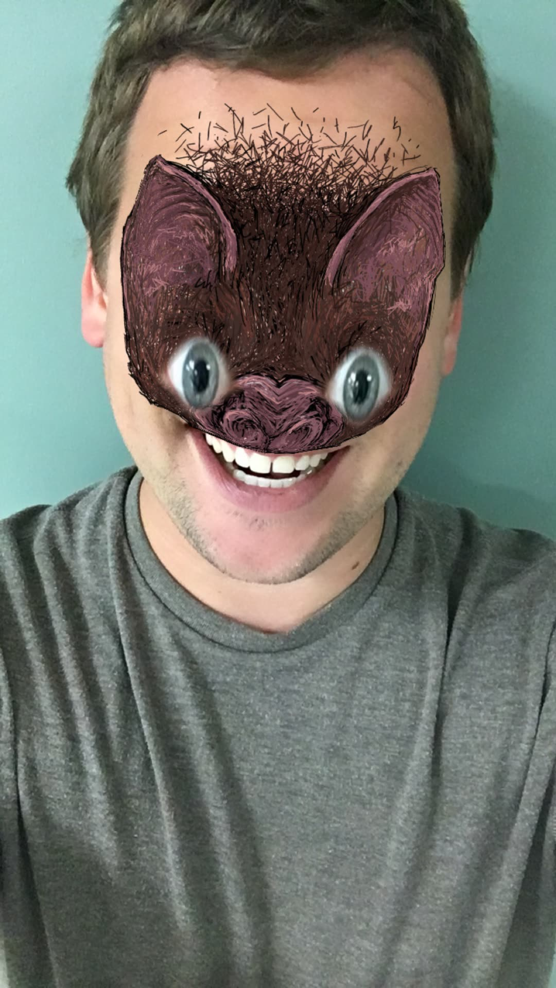 Blood Sucker Snapchat Lens